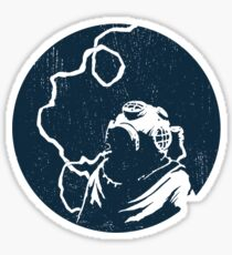 Dive Sticker
