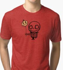 mini jacks nightmare Tri-blend T-Shirt