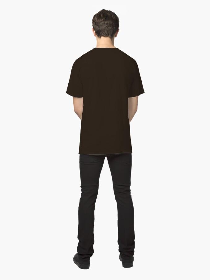 Alternate view of Nikola Tesla 2 Classic T-Shirt