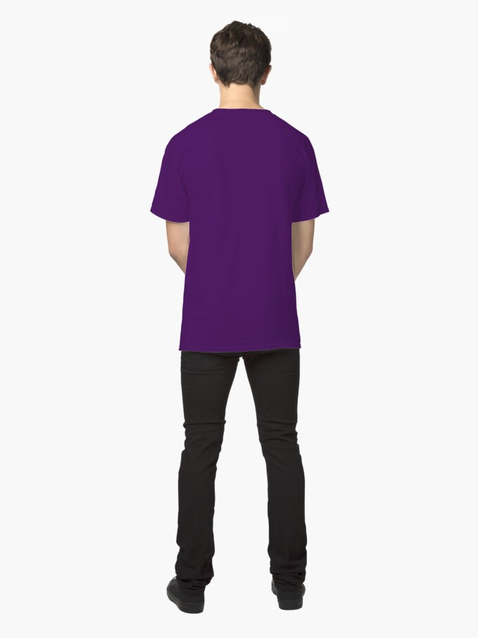 Alternate view of The Void Fish Classic T-Shirt