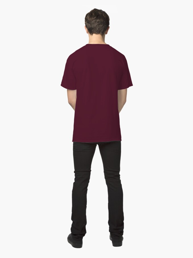 Alternate view of Coral starfish Classic T-Shirt