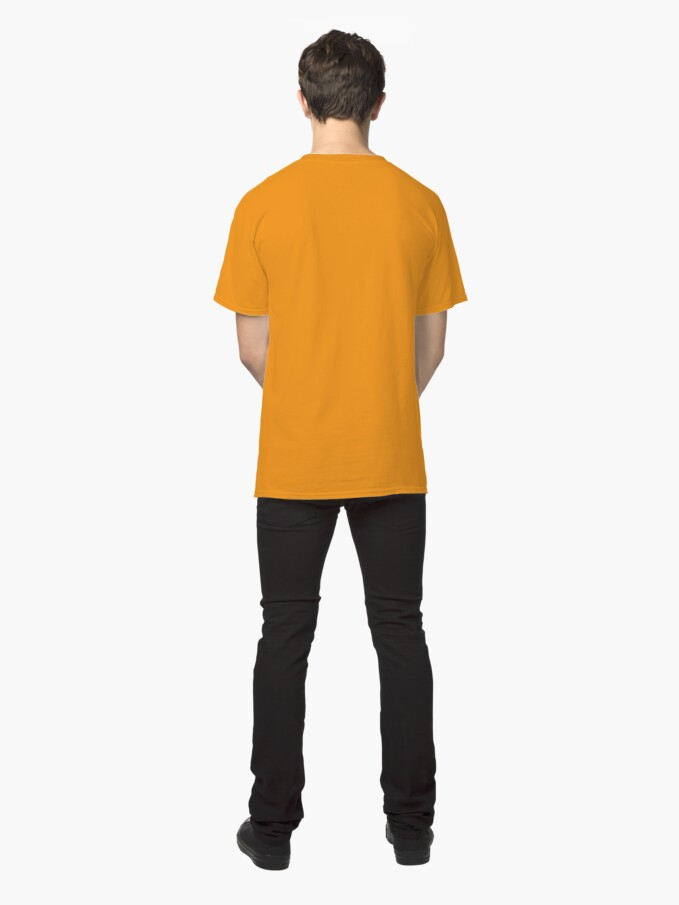 Alternate view of Actual Size Classic T-Shirt