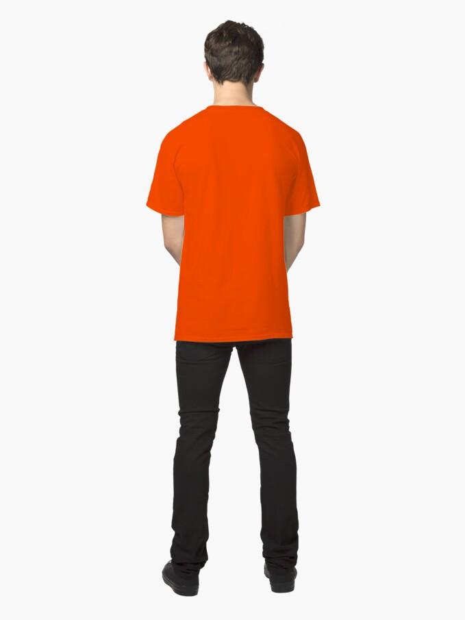 Alternate view of Love memo Classic T-Shirt