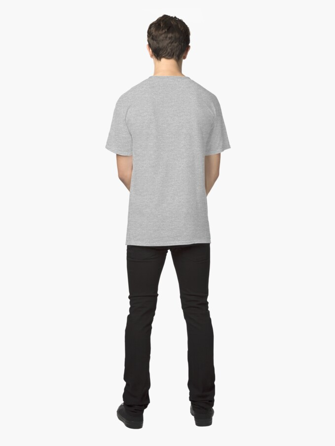 T-shirt classique ''Dragon nouille!': autre vue