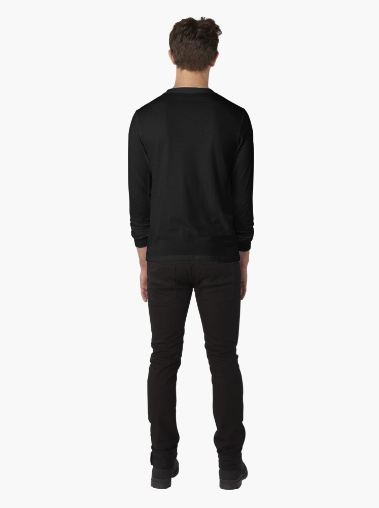 Alternate view of ~ is where the heart is Long Sleeve T-Shirt