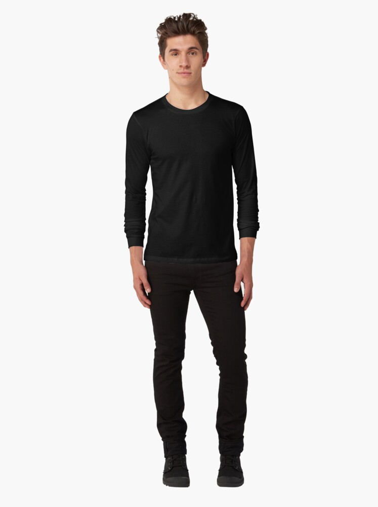 T-shirt manches longues ''Famille Rock Logo Boutique': autre vue