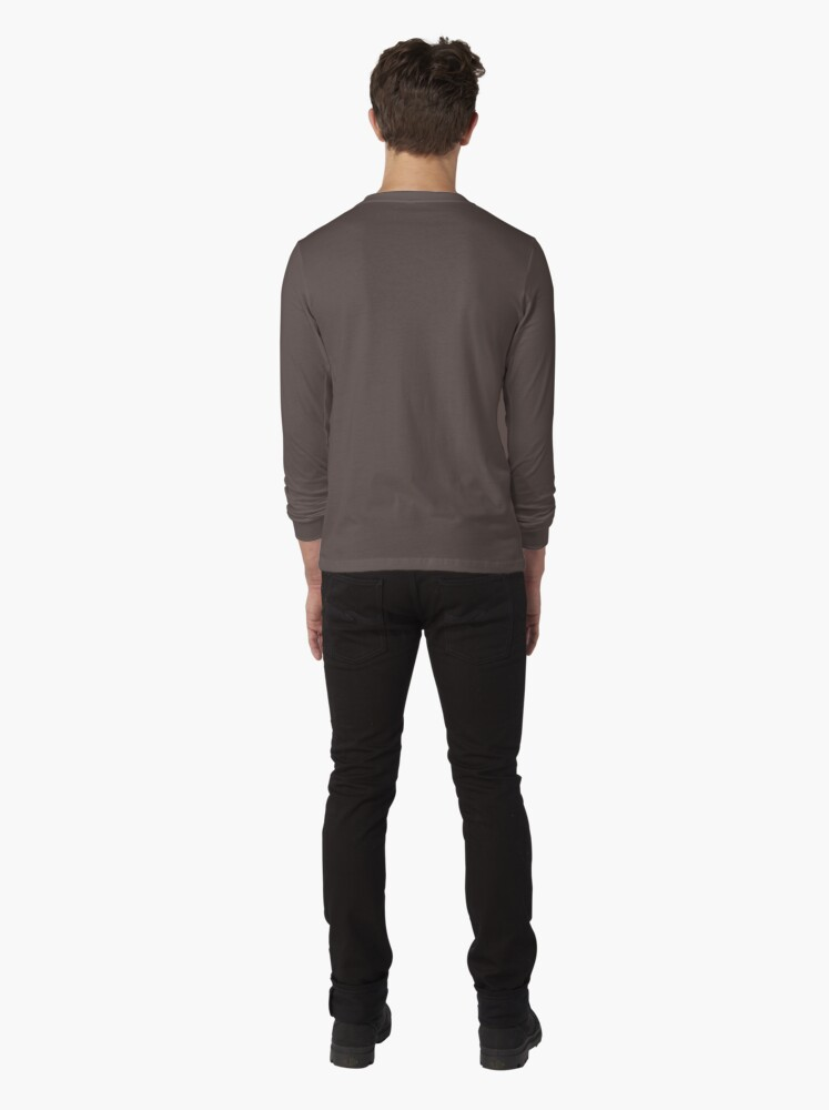 Alternate view of I Consume Worlds... Long Sleeve T-Shirt