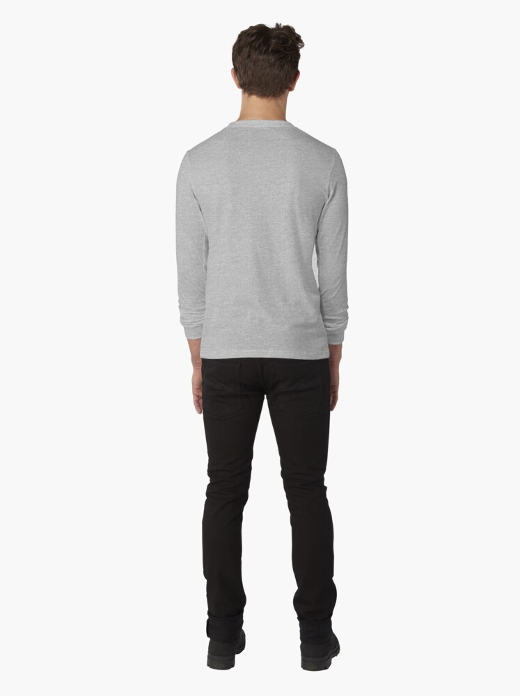 """Alternate view of """"But You Don't Look Sick!"""" Invisible Disability T Shirt Long Sleeve T-Shirt"""