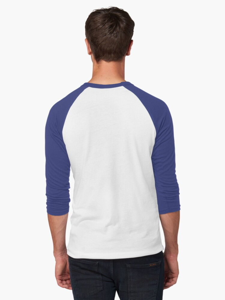 Alternate view of Go sports! Do the thing! Win the points! Baseball ¾ Sleeve T-Shirt