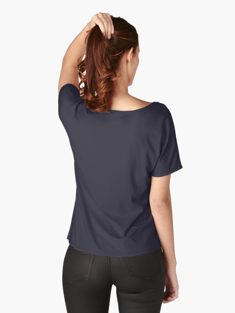 Alternate view of Angles of Textured Colors Relaxed Fit T-Shirt