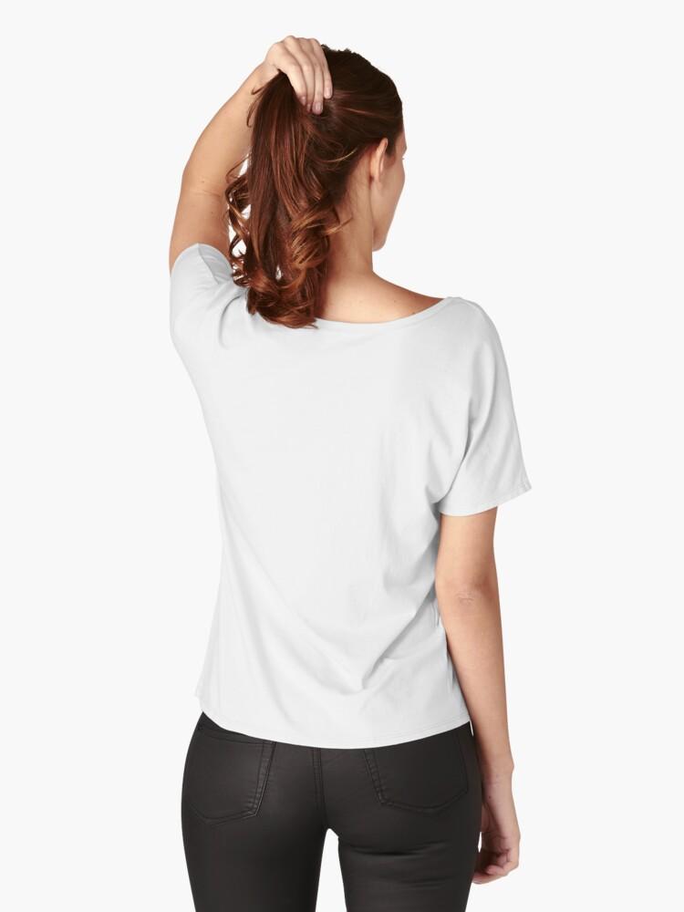 Alternate view of I Love Soho Official Merchandise @ilovesoholondon Relaxed Fit T-Shirt