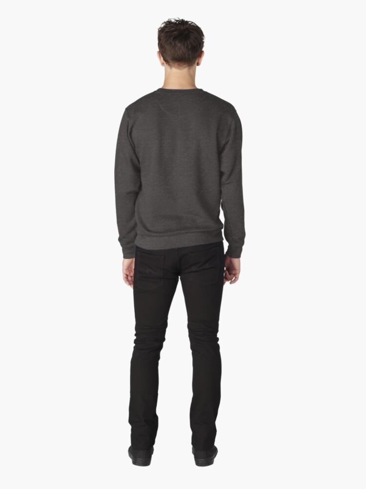 Alternate view of Peculiar Words Pullover Sweatshirt