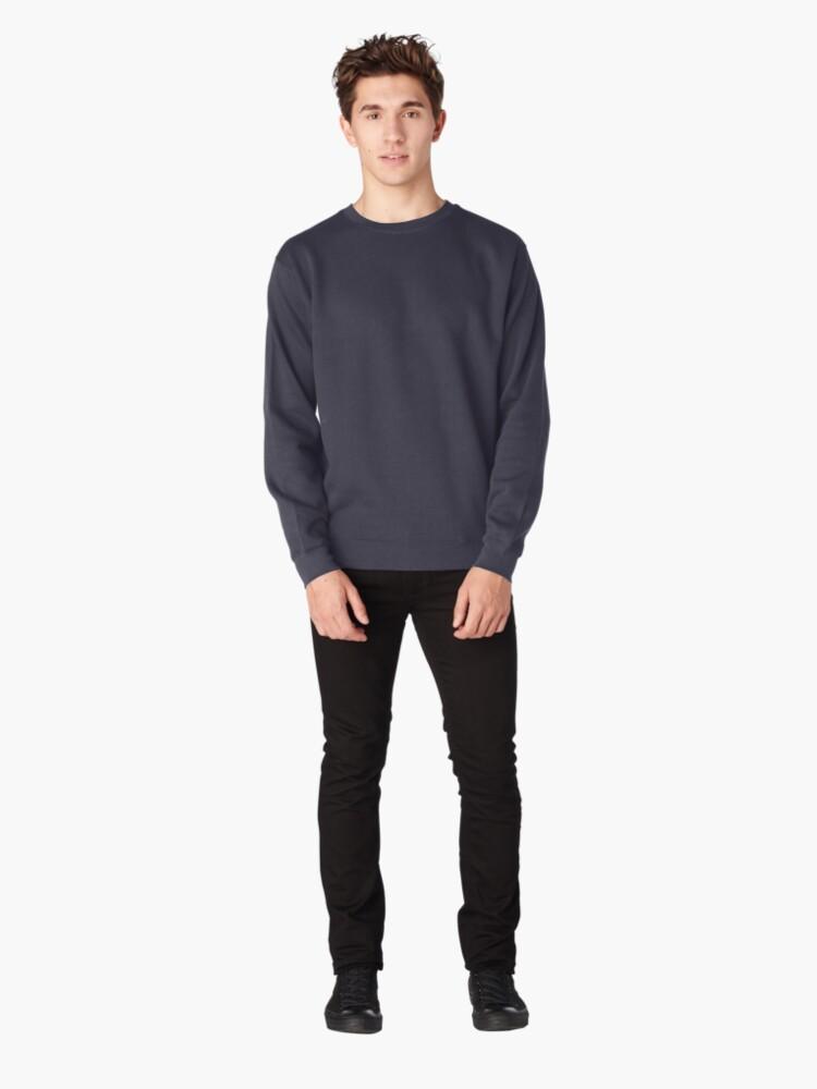 Alternate view of Curious Chipmunk Pullover Sweatshirt