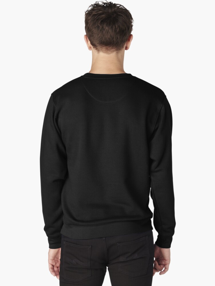 Alternate view of Am I Truly the Last Pullover Sweatshirt