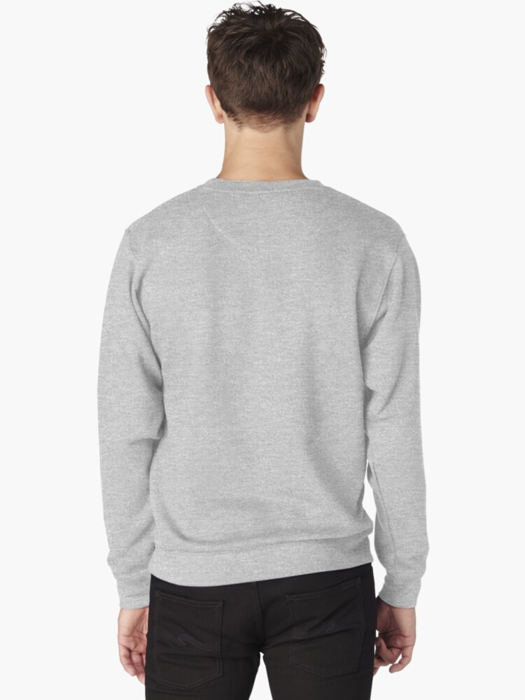 Alternate view of Powder to the People Pullover Sweatshirt