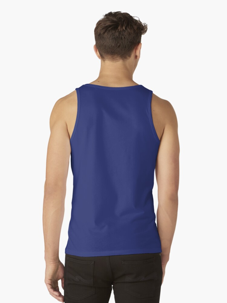 Alternate view of florida chill blur Tank Top