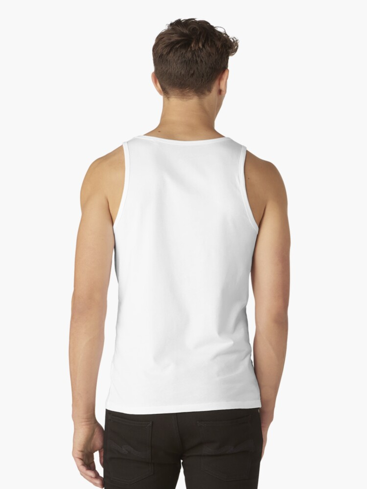 Alternate view of Multi-Color Abstract Symbol Tank Top