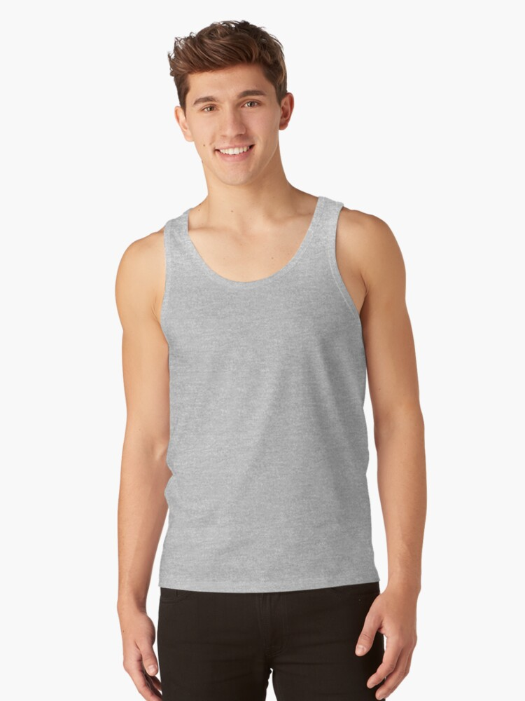 Alternate view of What did I do? Tank Top