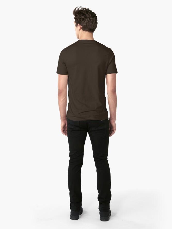 Alternate view of Broadland walk  Slim Fit T-Shirt