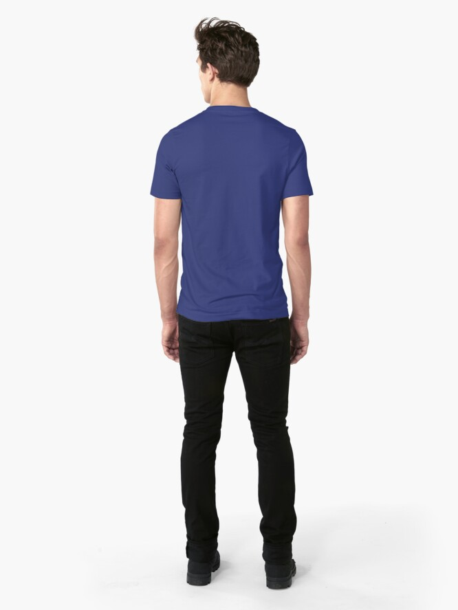 Alternate view of Pro Donald Trump 2020 Election Gear Slim Fit T-Shirt
