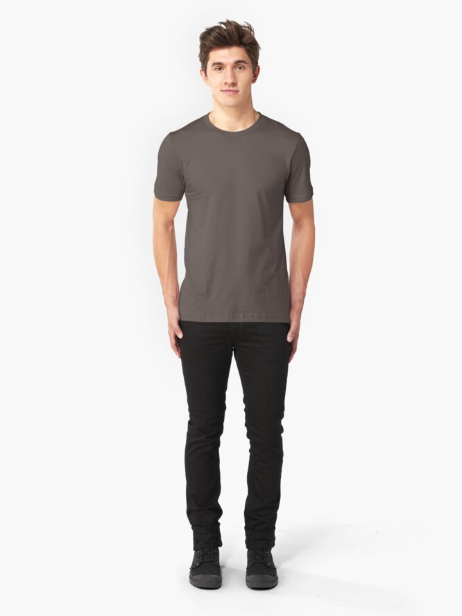 Alternate view of Rare Species Tee-shirt Slim Fit T-Shirt