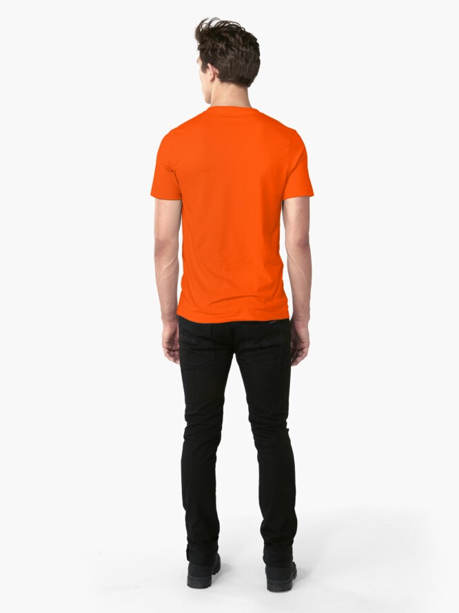 Alternate view of NARIMASU Slim Fit T-Shirt