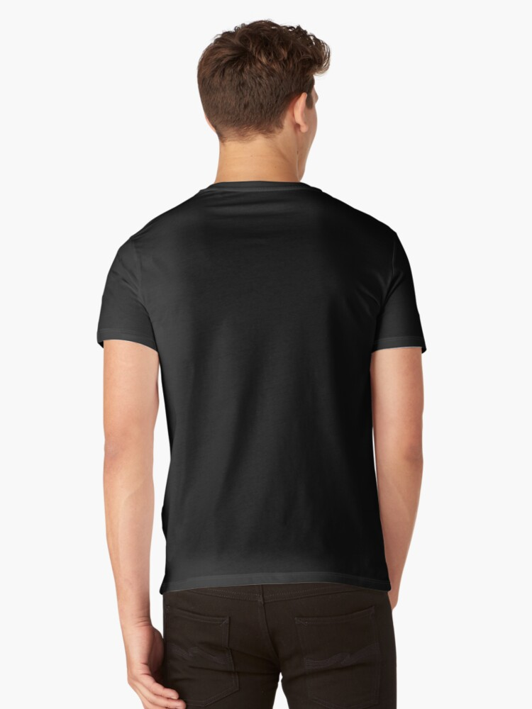 Alternate view of strength of focus V-Neck T-Shirt