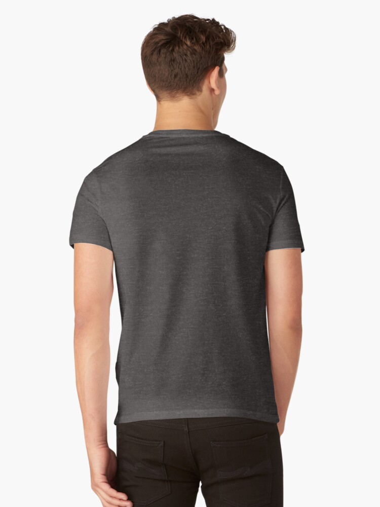 Alternate view of Catana Hearts V-Neck T-Shirt
