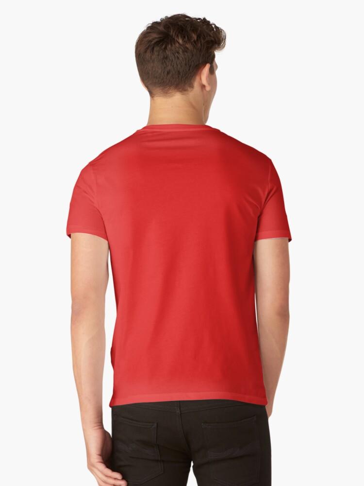 Alternate view of Bloodlines: STOP V-Neck T-Shirt