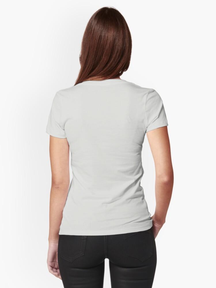 Alternate view of Megan Rapinoe - Shot Heard Round the World Fitted T-Shirt