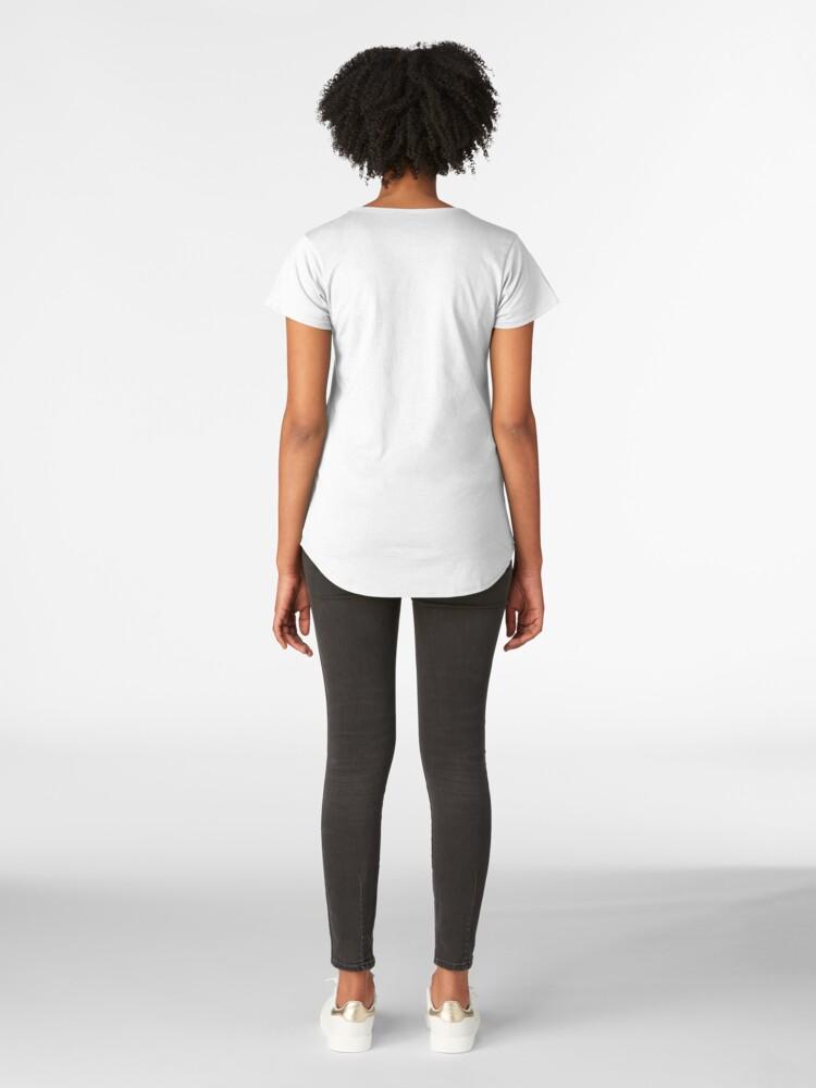 Alternate view of Follow the Leader Premium Scoop T-Shirt
