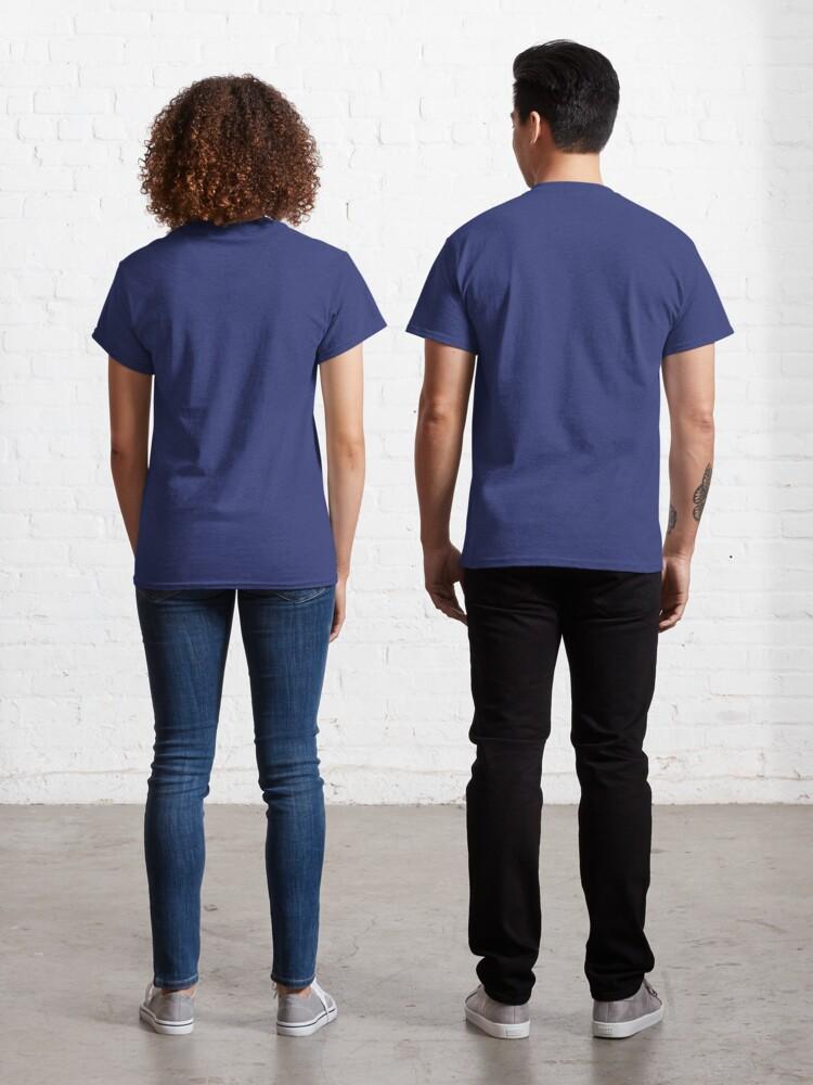 Alternate view of 1374 Twilight Evening Vancouver British Columbia Canada Classic T-Shirt