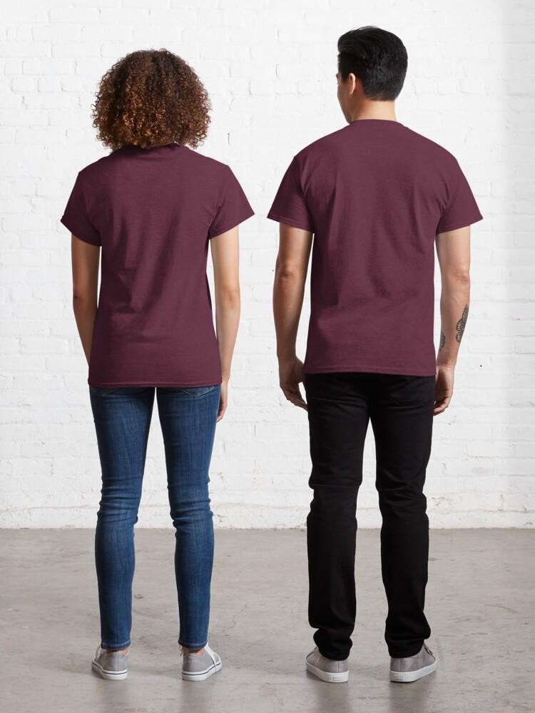 Alternate view of Arch Nemesis Blood Coaster Design Classic T-Shirt