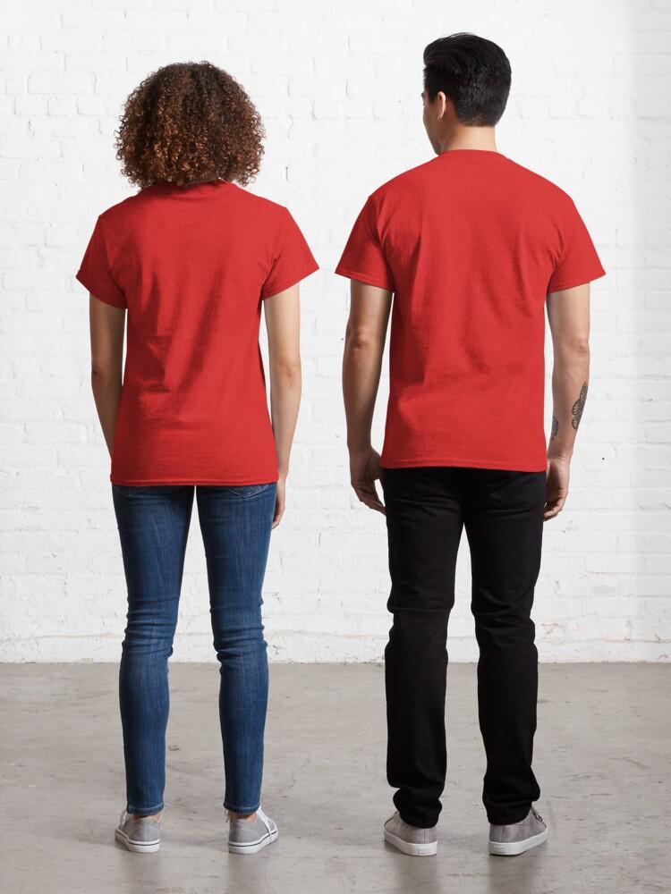 Alternate view of Just hanging around Classic T-Shirt