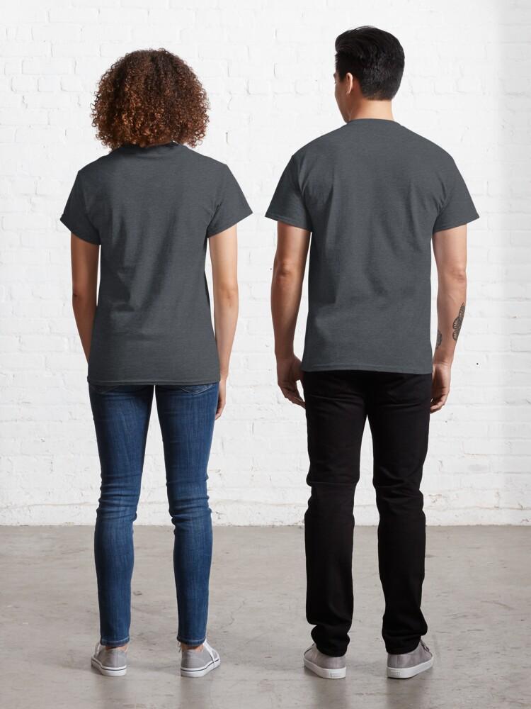 Alternate view of Bear Cop Classic T-Shirt