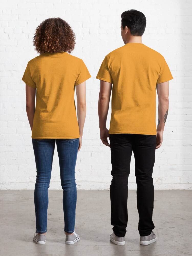 Alternate view of Gyoza Dumpling Pattern Classic T-Shirt