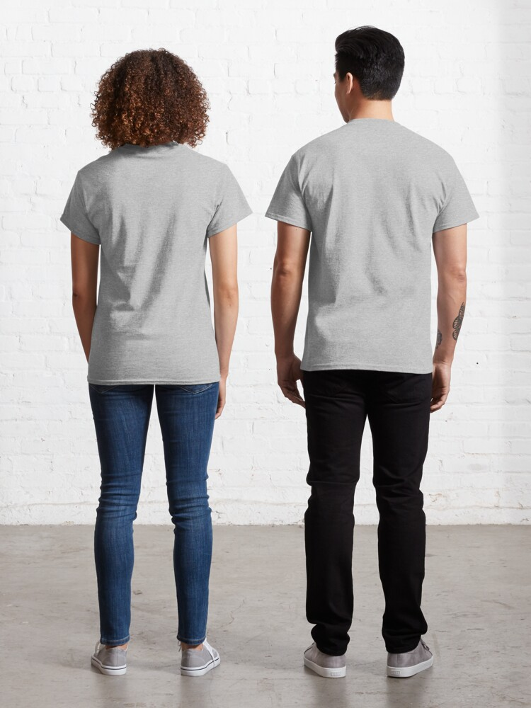 Alternate view of Grr Argh Classic T-Shirt