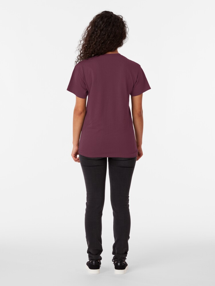 Alternate view of Girl In The Brambles Classic T-Shirt