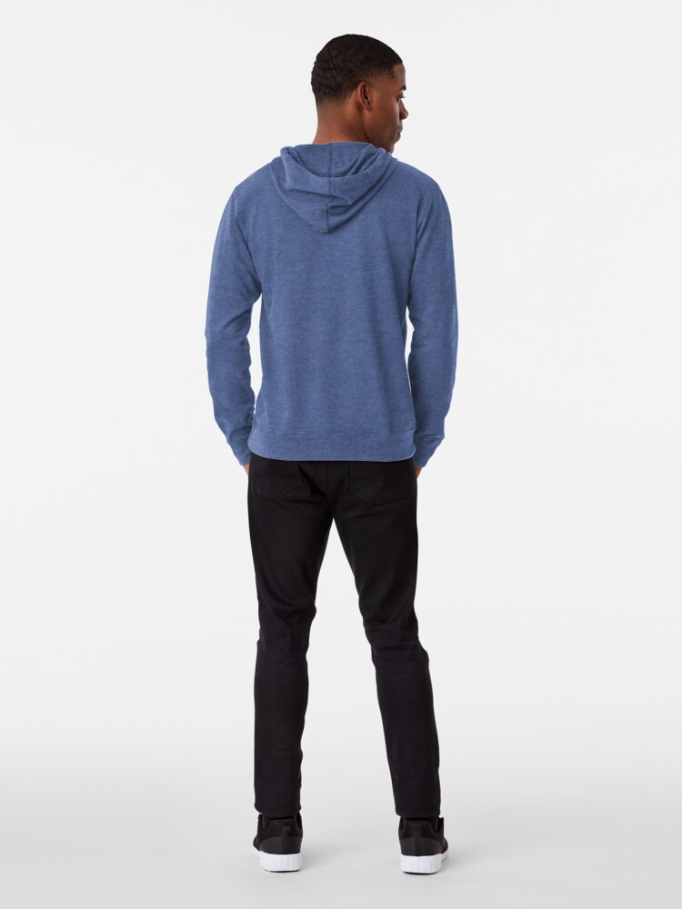 Alternate view of The Brion McClanahan Show Lightweight Hoodie