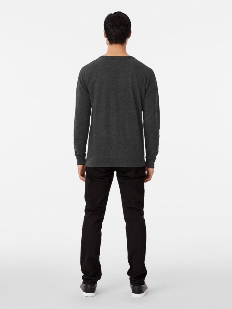 Alternate view of Biohazard Lightweight Sweatshirt
