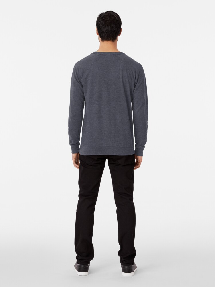 Alternate view of Save the neck for me, Clark. Lightweight Sweatshirt