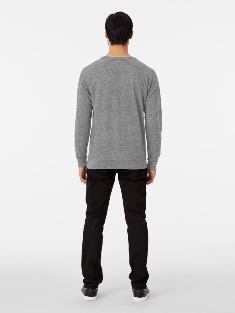 Alternate view of Sea Shells Lightweight Sweatshirt