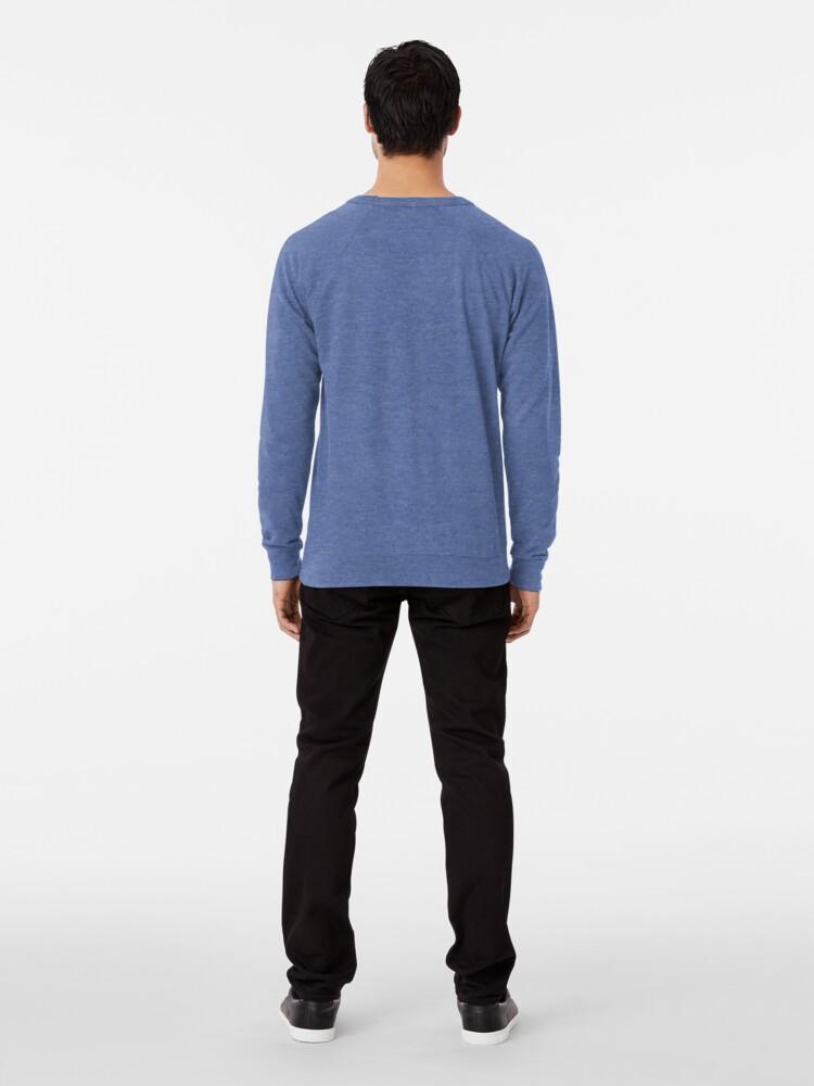Alternate view of The Brion McClanahan Show Lightweight Sweatshirt
