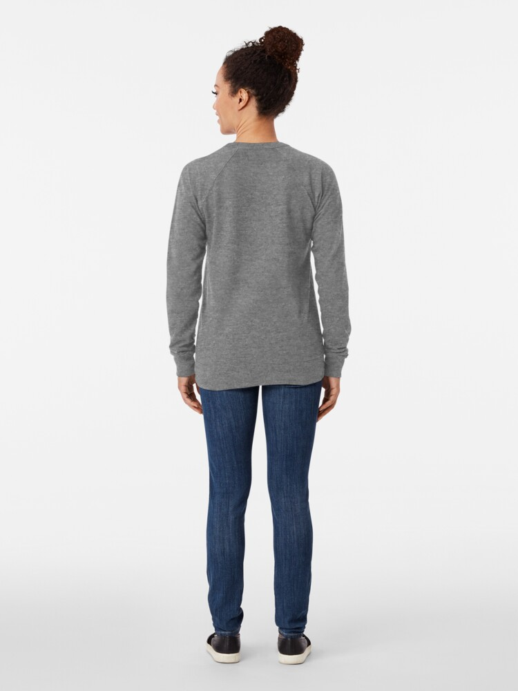 Alternate view of A DUET OF ONE Lightweight Sweatshirt