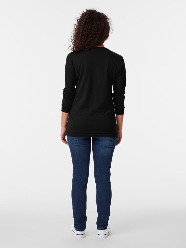 Alternate view of Get Schwifty Long Sleeve T-Shirt