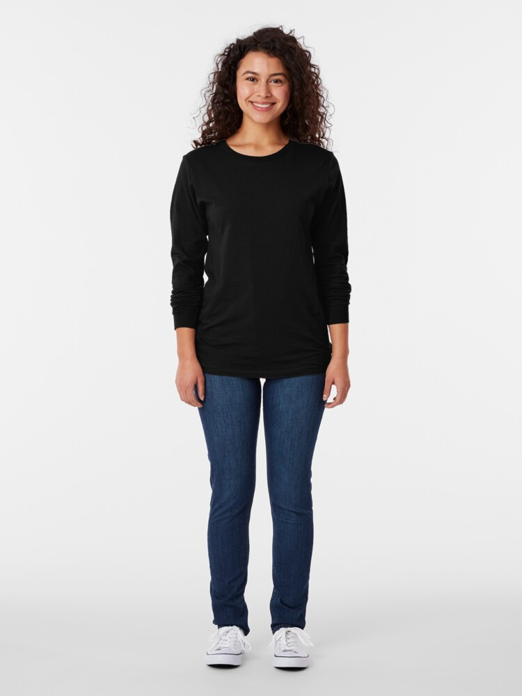Alternate view of Taifalos Family Crest (Coat of Arms) Long Sleeve T-Shirt