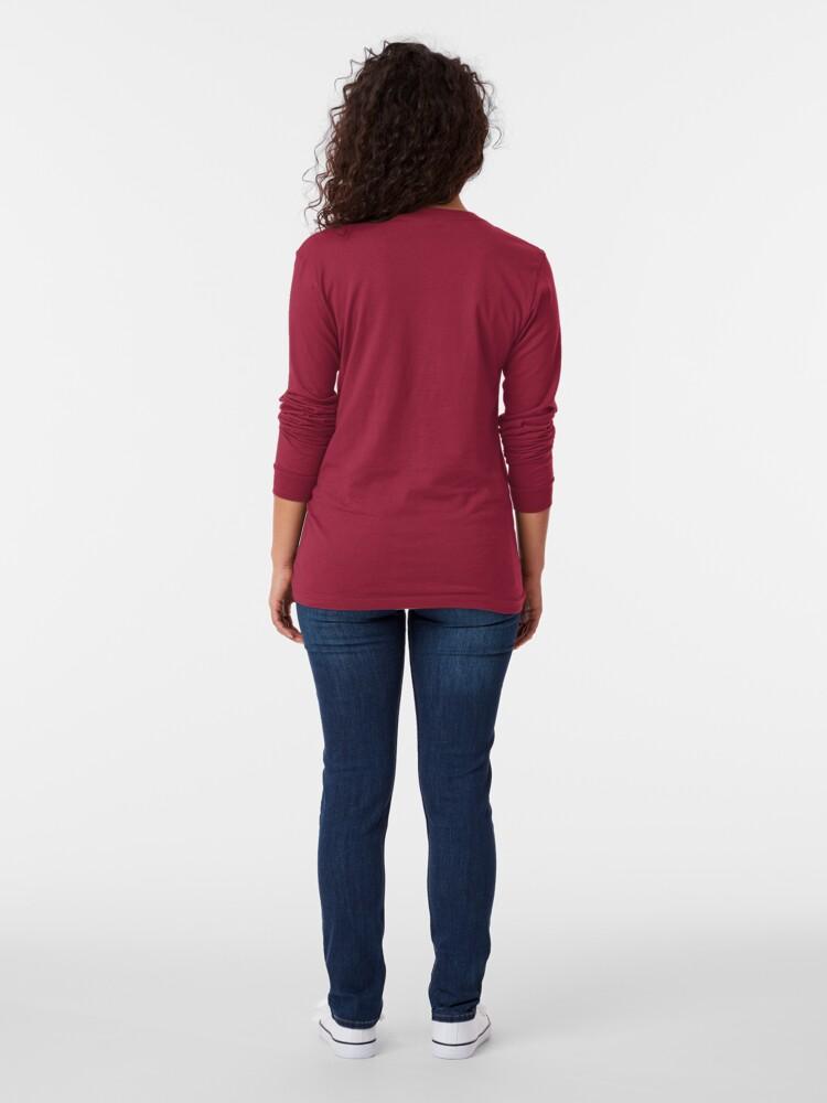 Vista alternativa de Camiseta de manga larga Pentaxero Pollfoll