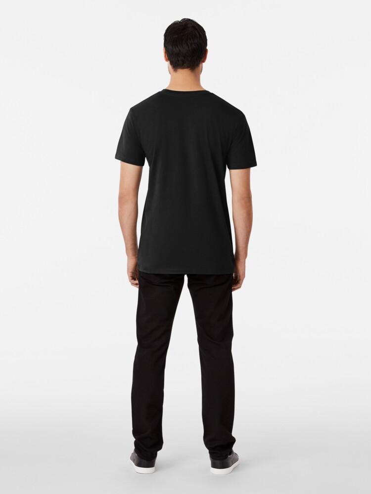 Alternate view of Eyes to kill Premium T-Shirt