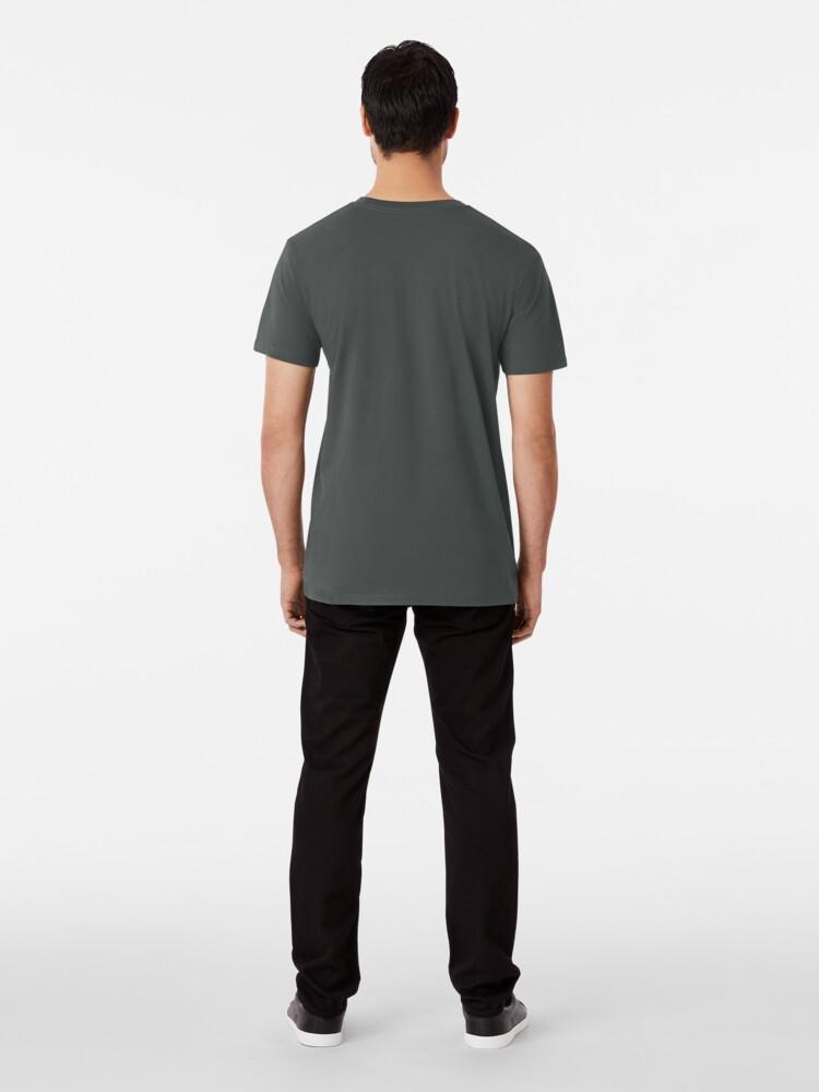 Alternate view of Biohazard Premium T-Shirt