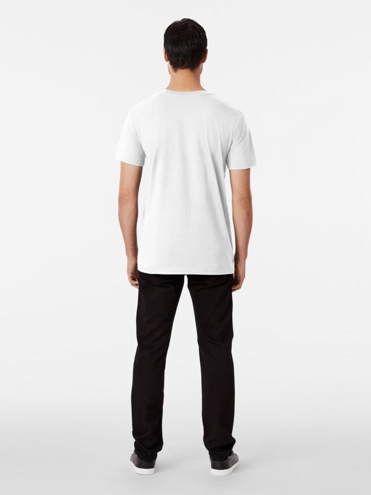 Alternate view of Vincerò Fermata Premium T-Shirt